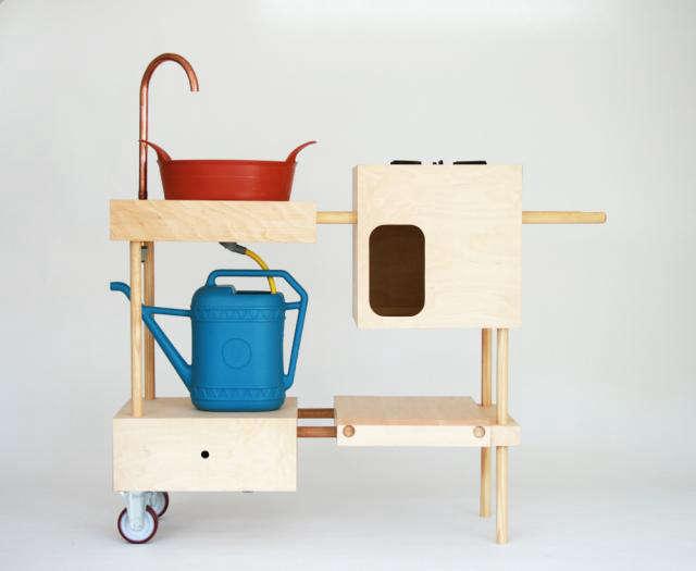 Ten plan 39 s mobile outdoor kitchen for Mobile outdoorkuche
