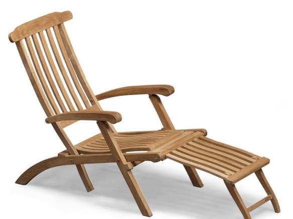 skagerak steamer deck chair teak. Black Bedroom Furniture Sets. Home Design Ideas