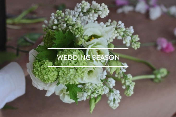 629f9eaacfb12 This week we're celebrating the season, with expert tips–from brides who've  been there–on foraged flowers, outdoor weddings, and staying sane if it  rains: