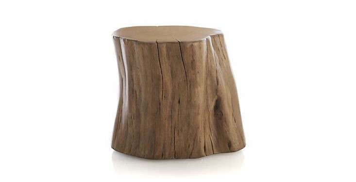 10 Easy Pieces: Tree Stump Stools And Tables