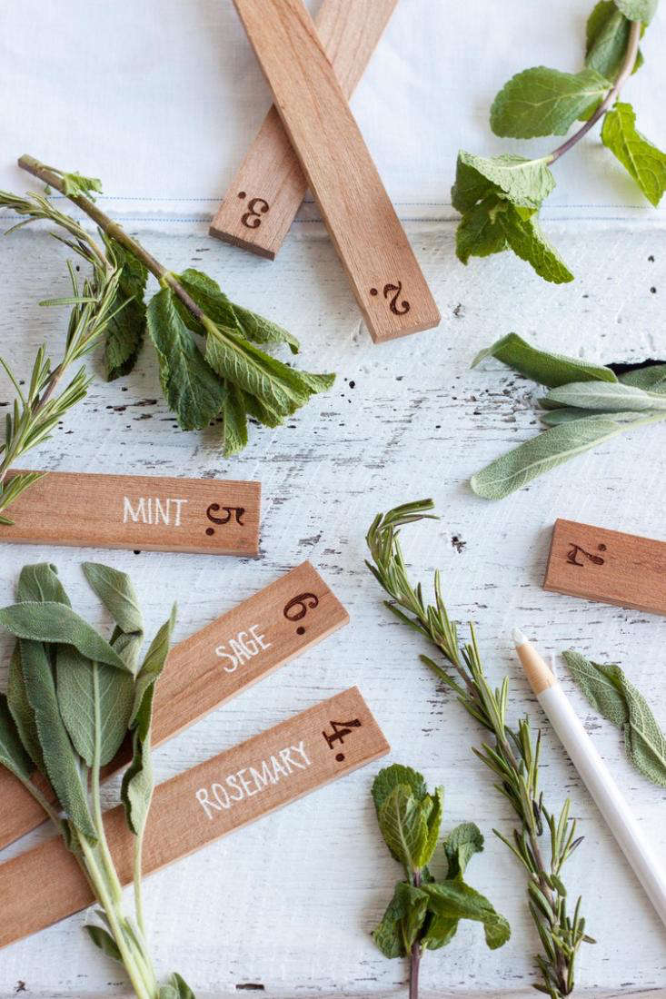 But Until That Day Comes, I Could Use The Help Of Gentle Reminders. These Garden  Stakes Would Make The Perfect Addition To My New Tiny Herb Garden.