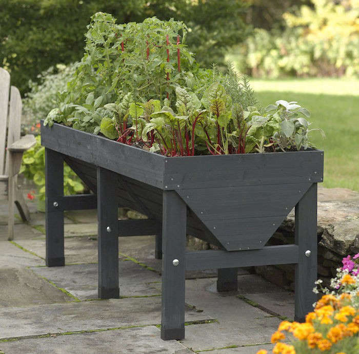 The Gardenista 100: Best Elevated Planter Boxes