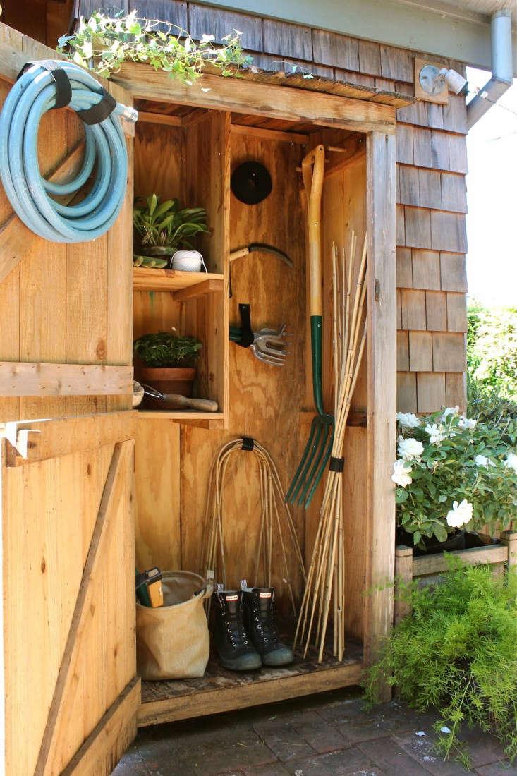 Steal This Look Julie S Garden Shed Gardenista
