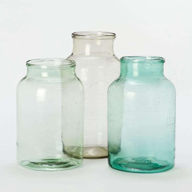 10 Easy Pieces Glass Bottle Vases Gardenista