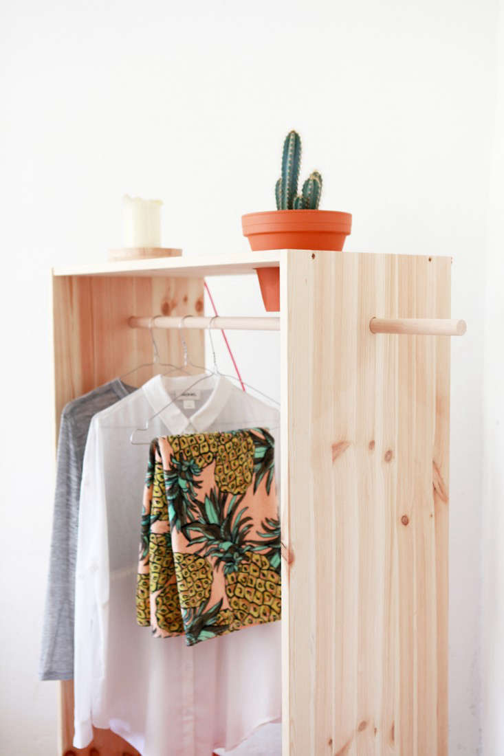 Diy Portable Closet Planter Included Gardenista