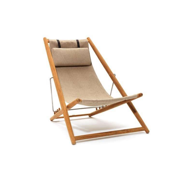 Remarkable Gardenista 100 The Five Best Folding Canvas Deck Chairs Short Links Chair Design For Home Short Linksinfo
