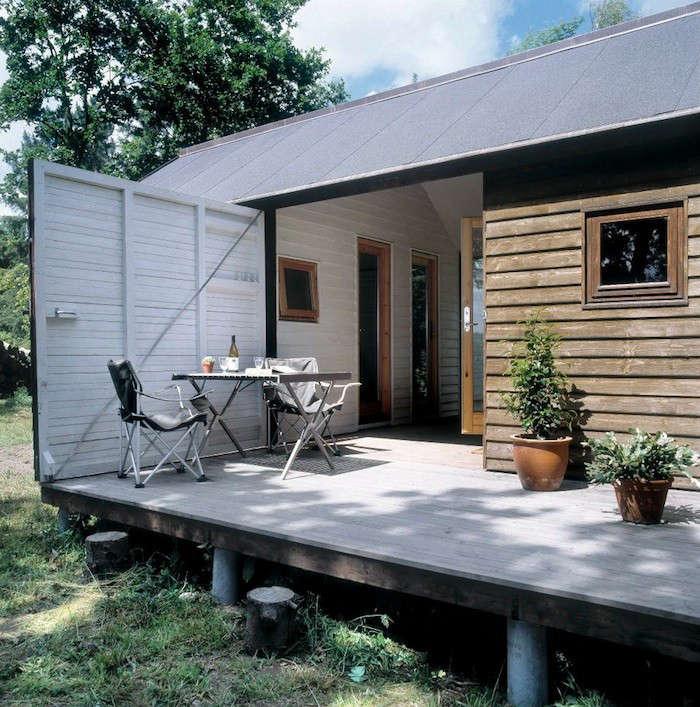 Architect Visit: A Modular Danish Summer House—Ready To Go ...