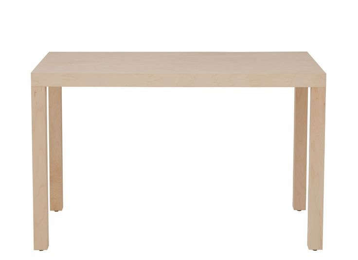 10 Easy Pieces Budget Friendly Unfinished Wood Furniture Gardenista