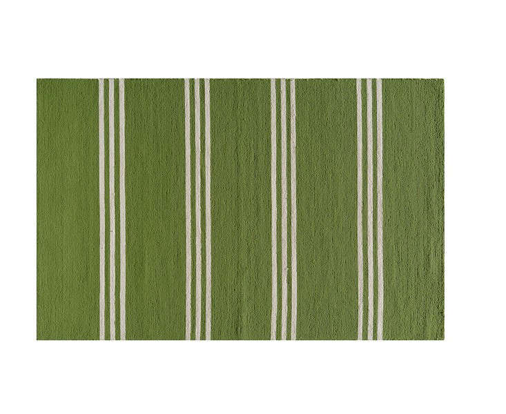 10 Easy Pieces Striped Outdoor Rugs Gardenista