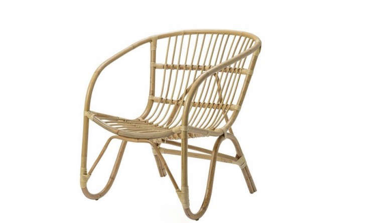 Bon Rattan Lounge Outdoor Chair Gardenista