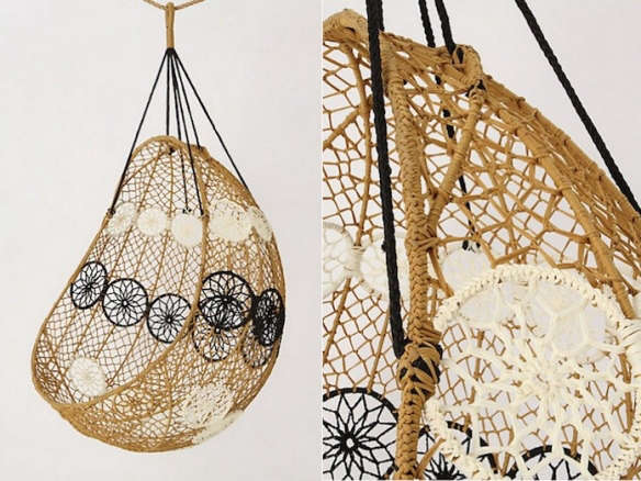 Amazing Knotted Melati Hanging Chair