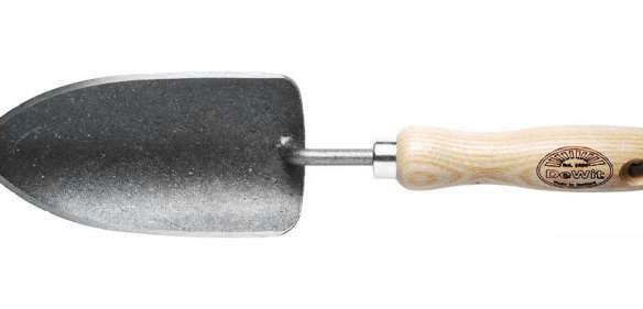 DeWit Garden Hand Shovel