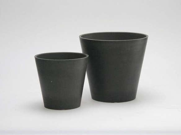 D M Depot Surprise Grey Orchid Pots