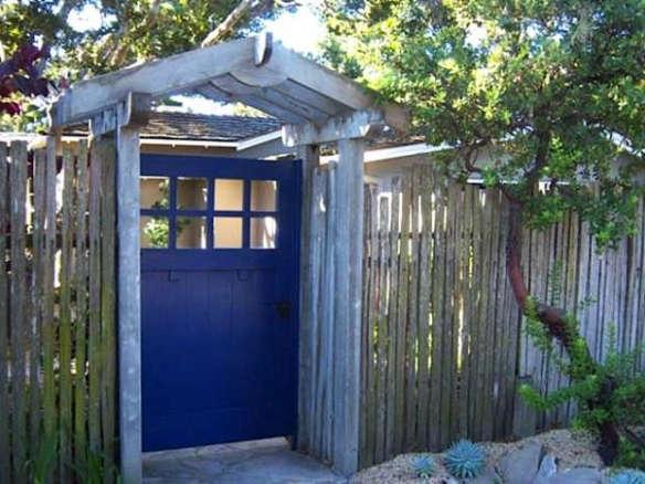 Craftsman Garden Gate 4