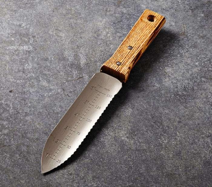 SS Hori Hori Knife