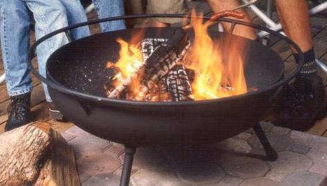 Tahoe Fire Pit