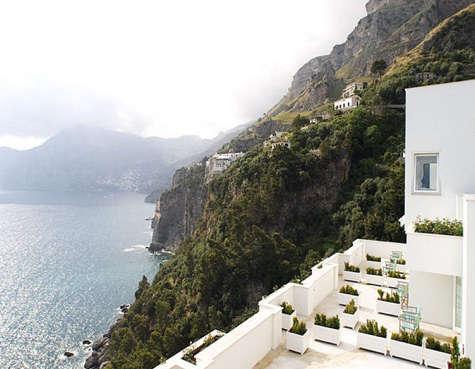 hotels lodging casa angelina in amalfi gardenista. Black Bedroom Furniture Sets. Home Design Ideas