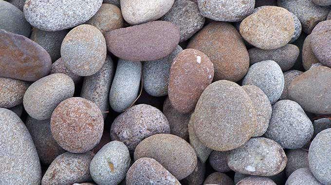 Decorative Landscape Rock Garden Rocks : Decorative stone gravel
