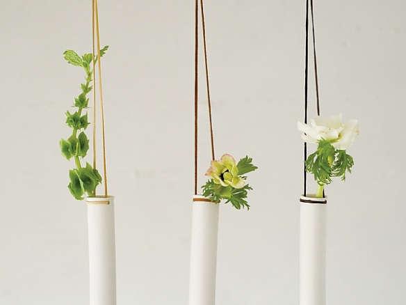 Hanging Test Tube Vases