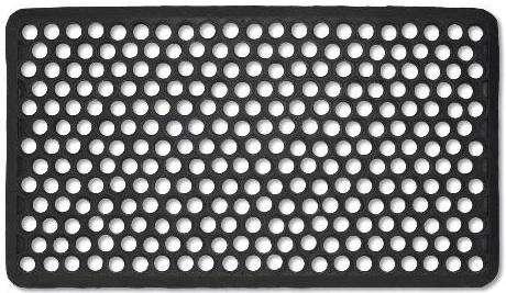 Hive Rubber Doormat