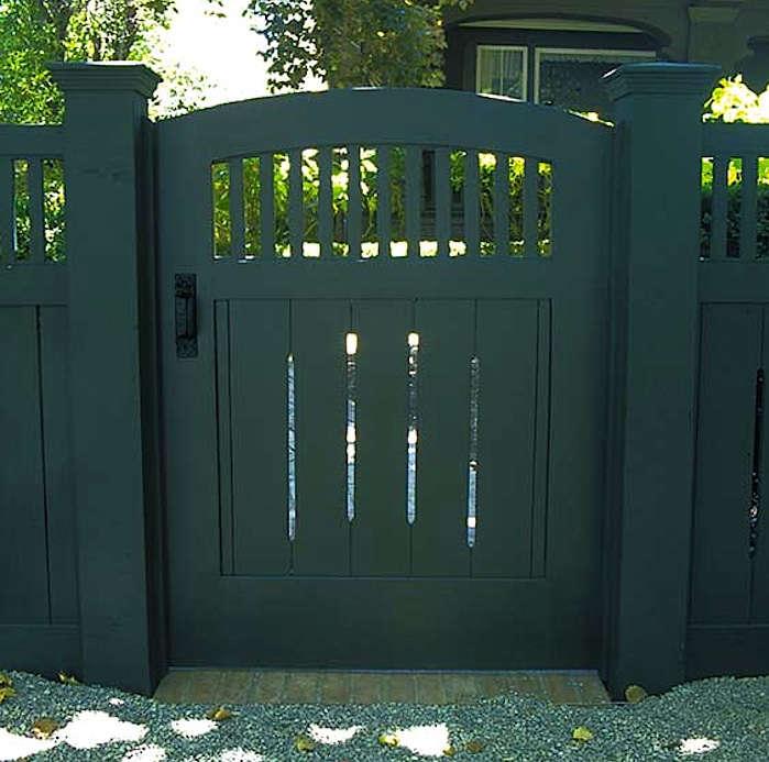 Prowellu0027s Garden Gate #7