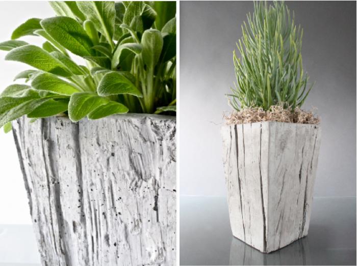 All In One Concrete Garden In A Box Gardenista
