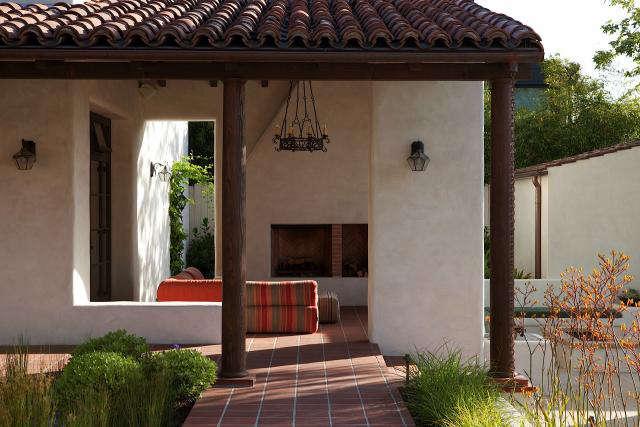 Historic Adobe Modern Architecture Gardenista