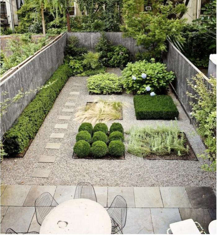 Backyard On A Budget steal this look: modern brooklyn backyard on a budget - gardenista