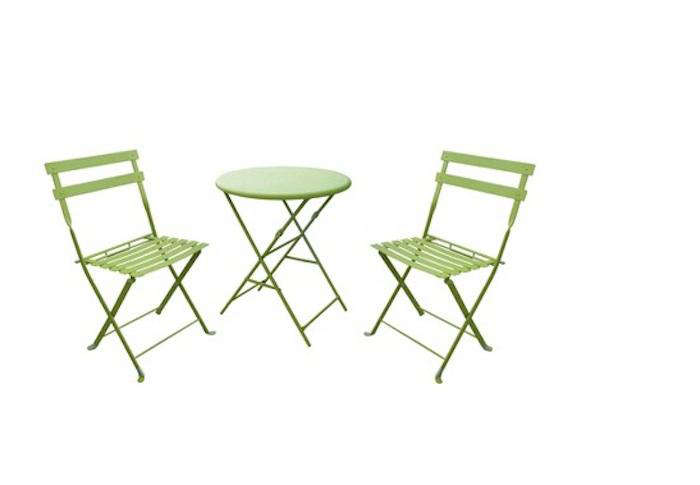 10 Easy Pieces: Outdoor Bistro Table And Chair Sets