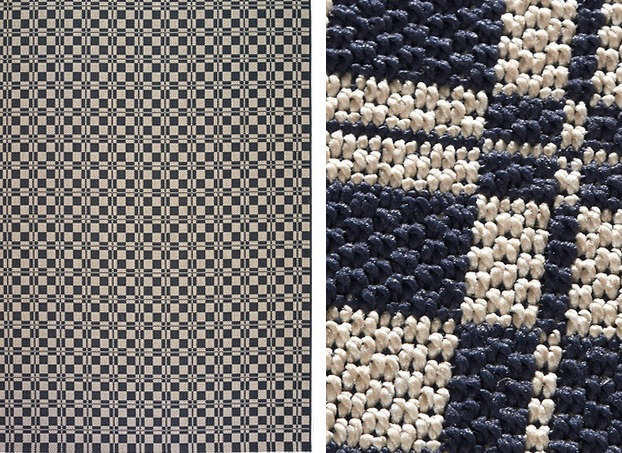 10 Easy Pieces: Graphic Outdoor Rugs
