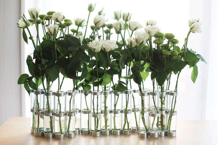 High/Low: Test Tube Vase - Gardenista