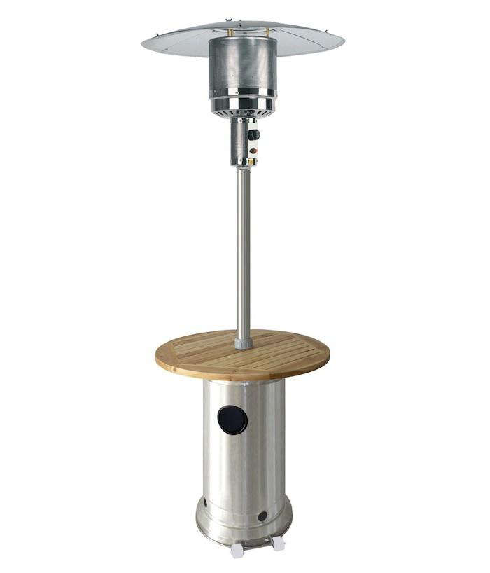 Taking the Chill Off: Patio Heaters - Taking The Chill Off: Patio Heaters - Gardenista