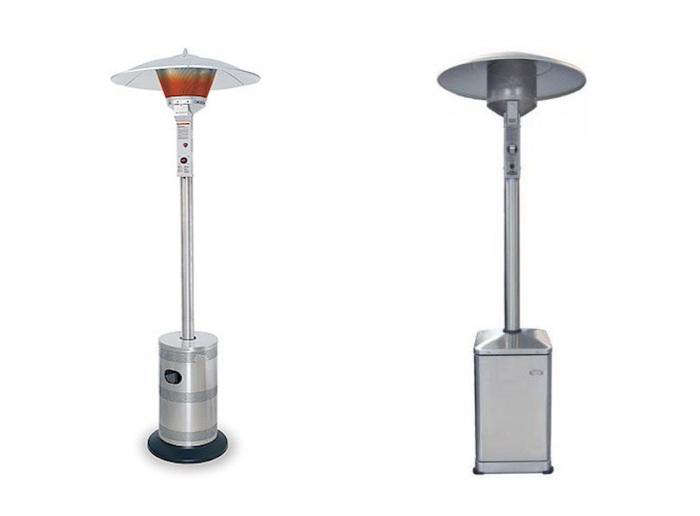 Taking The Chill Off: Patio Heaters
