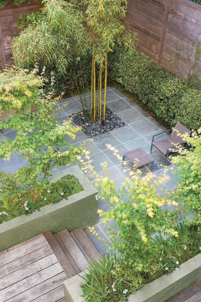 A Jewel Box Townhouse Garden - Gardenista