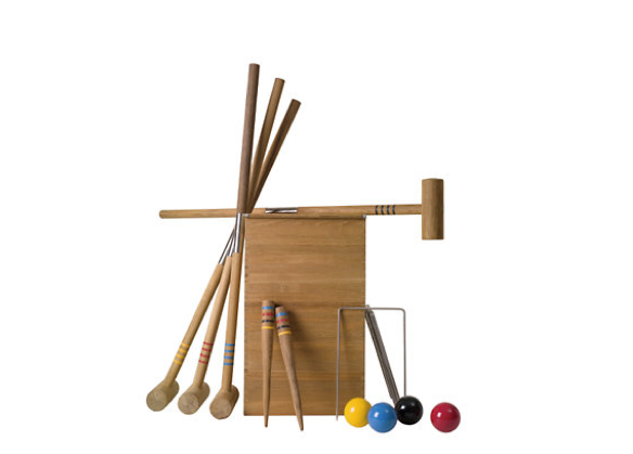 croquet the ultimate lawn game - Croquet Set