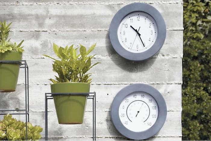 Garden Time: Outdoor Clocks