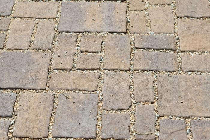 above the subterra permeable paver offers the look of natural stone with the benefits of a fully permeable paver use for patios walkways or driveways - Permeable Patio Ideas