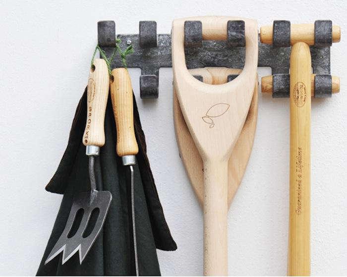 Stylish Tool Racks For Garden Sheds