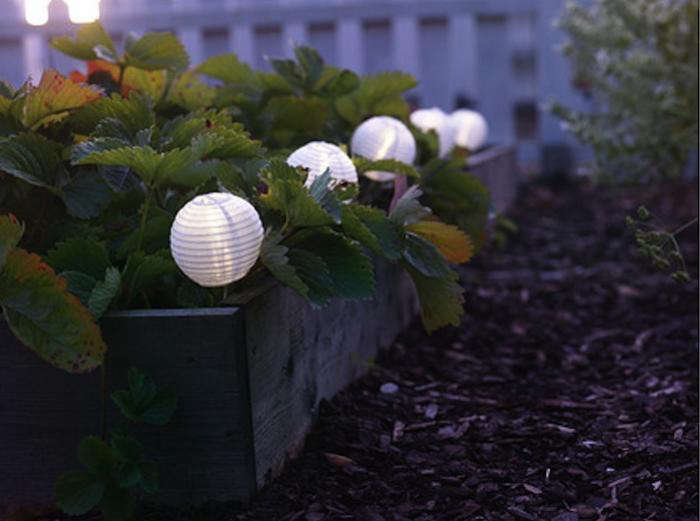 solar landscape lighting from ikea - Solar Landscape Lights