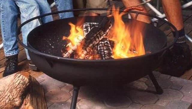 - Monterey Fire Pit