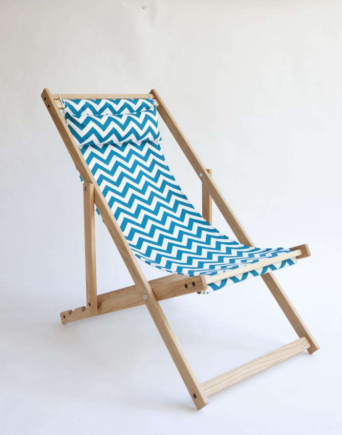 Ordinaire Handmade Deck Chair By Gallant U0026 Jones