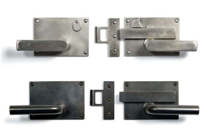 10 Easy Pieces Garden Gate Latches , Gardenista