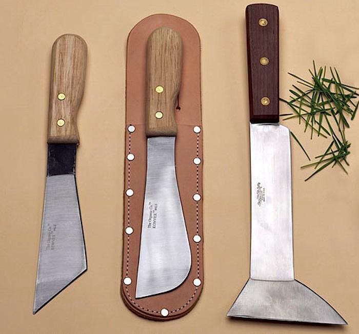 5 Harvest Knives: The Right Tool for the Job - Gardenista