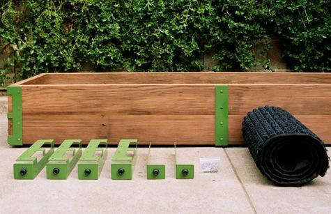 Captivating DIY: Stylish Raised Bed Kits For The Garden