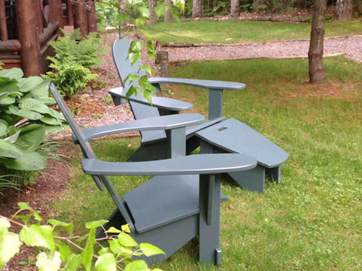 Patio Furniture 101 The Adirondack Chair Gardenista