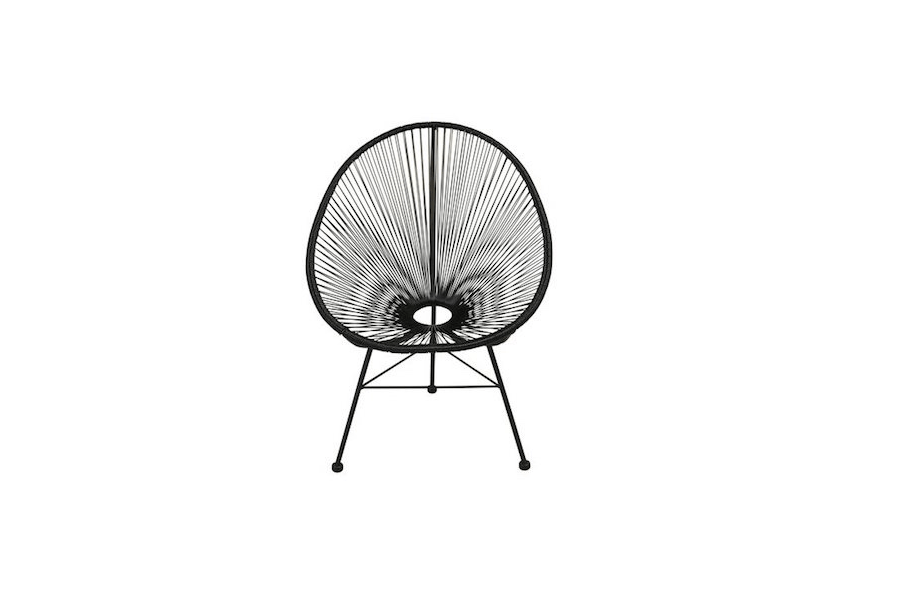 An Acapulco Side Chair is $202.99 from Wayfair.