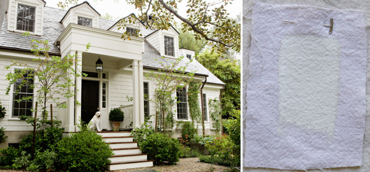 10 Easy Pieces: Architects\' White Exterior Paint Picks - Gardenista
