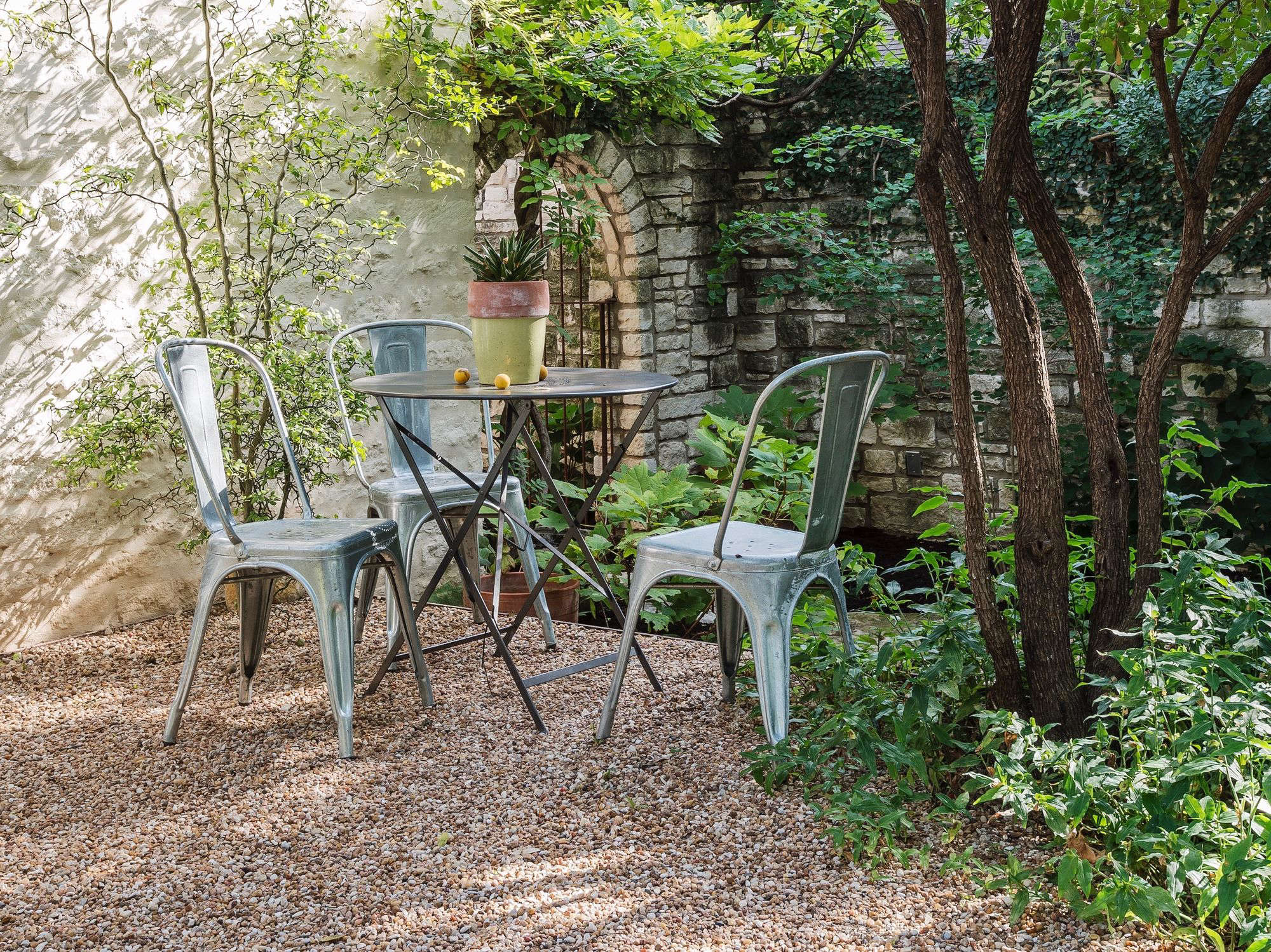 Garden Furniture On Gravel browse gravel - gardenista