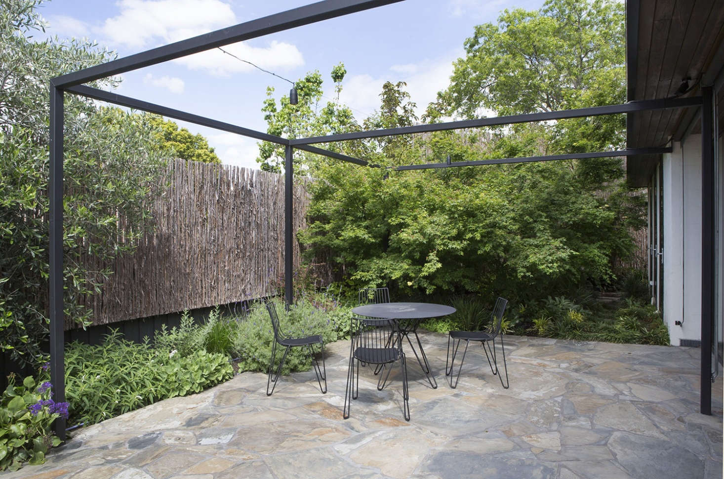 pergola by grounded gardens - Garden Design Trends 2015