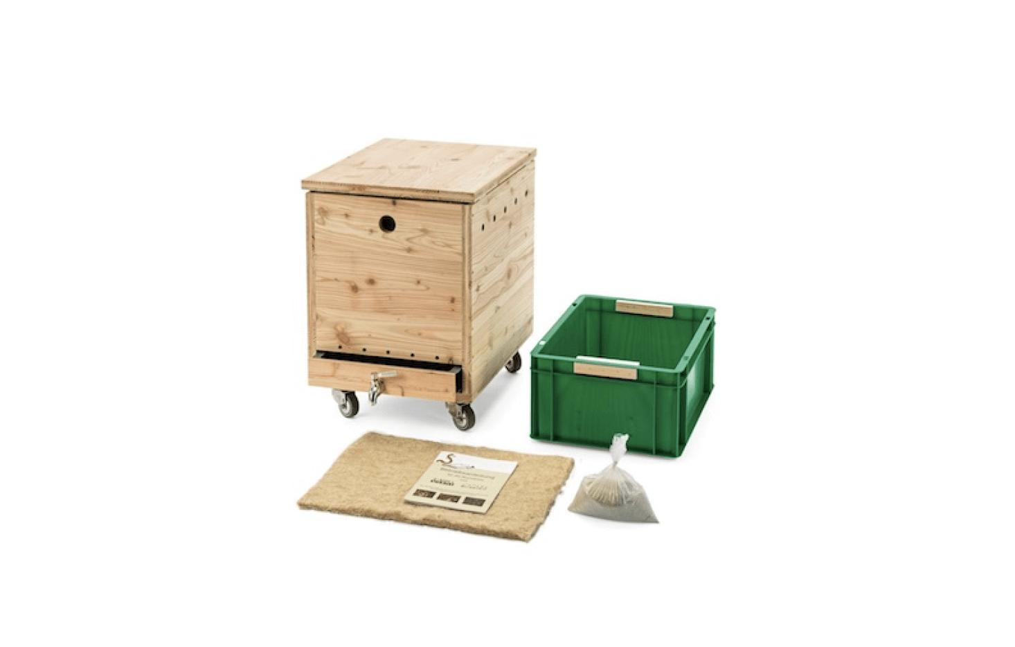10 Easy Pieces Wood Compost Bins Gardenista
